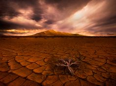 War with the Sky by Marc  Adamus on 500px