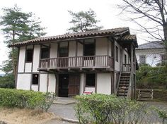 Museum Meijimura - 1919 Japanese Immigrant's House, Registro, Brazil Brazil, Museum, Cabin, Japanese, House Styles, Outdoor Decor, Home, Cultural Center, Japanese Language