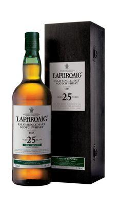 Laphroaig 25 years Cask Strength