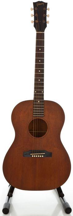 1963 Gibson LG-0 Mahogany Acoustic Guitar, Serial #98939