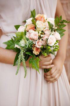 Intimate Brooklyn wedding inspiration | Read more - http://www.100layercake.com/blog/?p=73445
