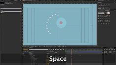Animar un círculo de estrellas en After Effects Tutorial en español
