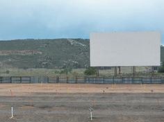 Holiday Twin Drive-In Theater: cannot wait to watch a movie here.