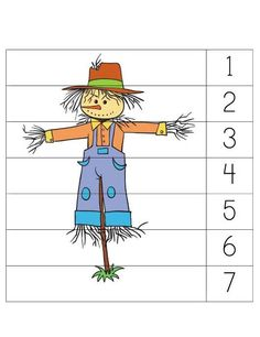 Printable fall worksheets for kids. Check out our collection of printable kids worksheets with a fall theme. We have word and picture matching worksheets, counting practice worksheets, word scramble and missing letter worksheets and more! Cut And Paste Worksheets, Worksheets For Kids, Cutting Practice, Fall Preschool, Preschool Classroom, Puzzles For Kids, Autumn Theme, Book Crafts, Fall Crafts