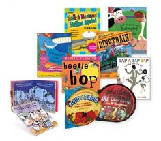 Elementary music blog- Love most of the books pictured!