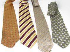 4 Neck ties, 57-59