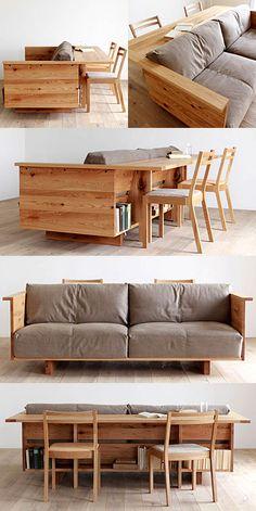 Caramela transformer sofa