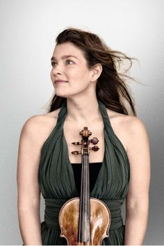 Janine Jansen | Literally flawless. I almost died when I first heard her recording of Vivaldi's Four Seasons.