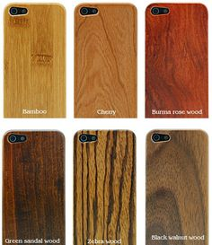 The Woody - Original Wood iPhone Cases  We're an Ottawa based start-up producing beautiful wooden iPhone cases.