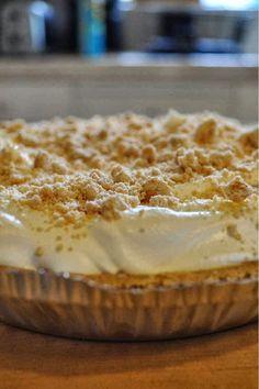 Mrs. Salter's Peanut Butter Pie | Cook'n is Fun - Food Recipes, Dessert, & Dinner Ideas
