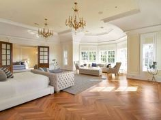 amazing mansions girls bedrooms - Google Search
