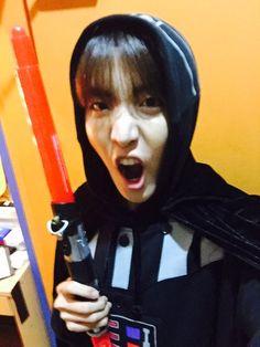BTS Jhope halloween party