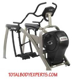 Cybex 600A Arc Trainer Elliptical is a low impact work horse of an exercise machine.