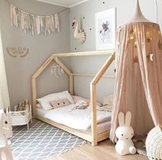 100 Beautiful Kids Bedroom Decoration Ideas www.futuristarchi… 100 Beautiful Kids Bedroom Decoration Ideas www. Baby Bedroom, Girls Bedroom, Bedroom Decor, Nursery Decor, Kid Bedrooms, Girl Nursery, Kids Rooms Decor, Childrens Bedroom, Safari Nursery