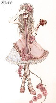 (2) found Lolita Art