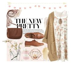 """""""Pretty Florals"""" by autumnjen1 ❤ liked on Polyvore featuring Captiva, Chicnova Fashion, Miss Selfridge, Aéropostale, iittala, Gap, Kate Spade, Talking Tables and Spring Street"""