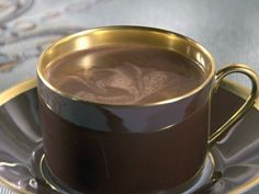 The Best Hot Chocolate Ever recipe from Semi-Homemade Cooking via Food Network