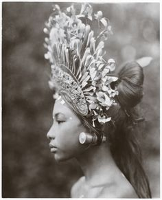 Dancer from Bali by Andre Roosevelt.