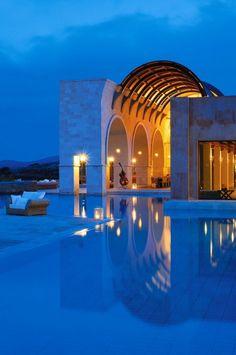 The Blue Palace, Isle of Crete,Greece