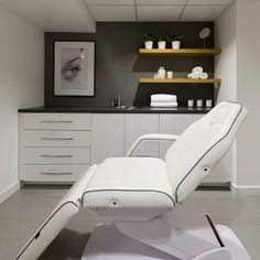 Eden skin clinic within toni&guy london, gloucester road beauty room salon, beauty salon interior