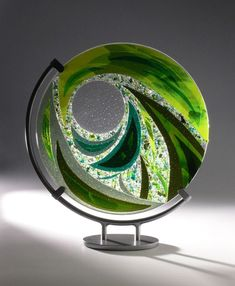 Ailsa Nicholson is an artist based in Whitby, North Yorkshire (UK) specialising in fused glass and ceramic art. Broken Glass Art, Sea Glass Art, Glass Wall Art, Stained Glass Art, Fused Glass, Window Glass, Shattered Glass, Clear Glass, North Yorkshire