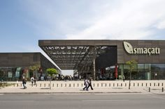 Asmacati Shopping Center - Tabanlioglu Architects
