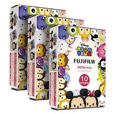 Fujifilm Instax Mini Tsum Tsum 30 Film for Fuji 7s 8 25 50s 90 300 Instant Camera, Share SP-1 Printer Fujifilm http://www.amazon.com/dp/B015PRY224/ref=cm_sw_r_pi_dp_wwKUwb0GK8NWW