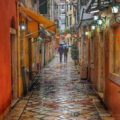 """Korfu-Ionian Greece"" Greek Islands, Greece, Landscape, Instagram Posts, Nature, Corfu, Greek Isles, Greece Country, Naturaleza"