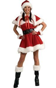 Christmas Costumes for Women - Mrs Santa Claus #Blossom Accessories #mrsclaus #christmascostume $43.99