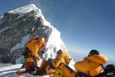 Everest, Nepal, alpinisme, danger, montagne,