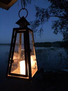 Candles at Leppävesi
