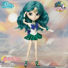 Sailor Moon: Pullip Sailor Neptune