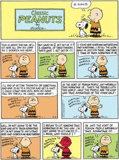 Peanuts Cartoon for Jun/16/2013