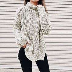 Wonderful 151 Sweaters Outfit Idea You Should Try This Year | Fashion https://dressfitme.com/sweaters-outfit-idea-you-should-try-this-year/