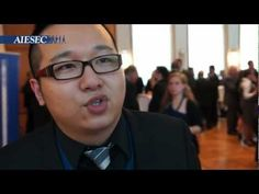 AIESEC Germany 60th Anniversary Florent Meiyi