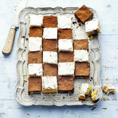 Recept - Brownies en blondies - Allerhande
