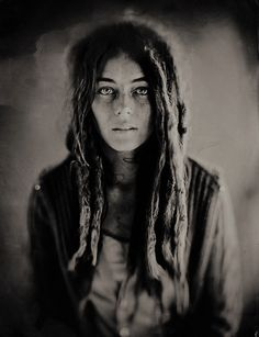 The American West Portraits - Studio Q - Quinn Jacobson Photography - Wet plate collodion workshops and books.