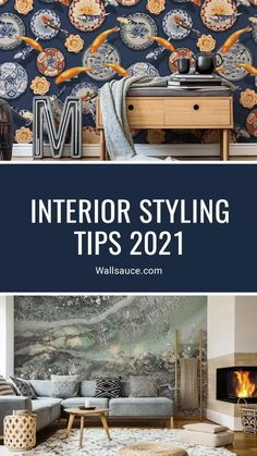 With references to nature, a big spotlight on organic materials, a pleasing palette of neutral tones, plus lots of texture, these interior styling trends for 2021 will transform your home. Click to read and discover some easy makeover ideas for your own living room, bedroom or anywhere you want to transform with a feature wall or on-trend decor pieces. #interiortrends #interiortrends2021 #bedroomtrends #livingroomtrends #homeinspo #livingroominspo #stylingtips Living Room Trends, Home Living Room, Living Room Decor, Interior Design Advice, Interior Styling, Home Trends, Home Room Design, Diy Bedroom Decor, Home Decor