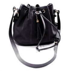 $11.26 Fashion Women's Crossbody Bag With Tassels and Small Wallet Design