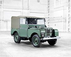 Land Rover Is Ending Production of the Defender After 68 Years