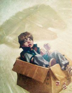 Craig Davison - Star Wars Art at Its Finest Star Wars Meme, Star Wars Art, Star Wars Painting, Nostalgia, Pin Up, Discussion, Superhero Kids, Shadow Art, Fantasy Paintings