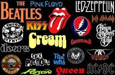 metal music charicatures  | Los 10 cantantes de rock más emblemáticos
