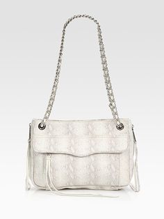 Prized Rebecca Minkoff handbag.  Awesome Christmas gift from my sweetie!