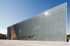 Museum Of The History Of Polish Jews by Lahdelma & Mahlamäki + Kuryłowicz & Associates