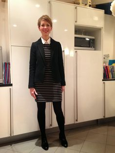 Style Guile: Casting aside those trousers in favour of a dress - nothing too drastic and not for too long but it's a start....