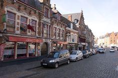 Street View, Van, Nord Pas De Calais, Porches, Vans