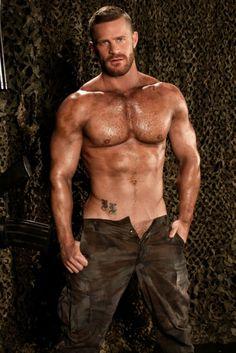 ... hairy hairy bearded bearded pornstars landon conrad hot hairy men sexy