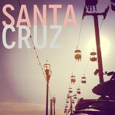 Hopeful Wandering: Santa Cruz