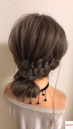 Curly Hair Bun Styles, Messy Bun Thin Hair, Messy Ponytail Hairstyles, Curly Hair Pieces, Long Thin Hair, Bun Hair Piece, Curly Hair Styles Wedding, Easy Hair Buns, Buns For Long Hair