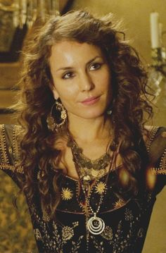 Noomi Rapace in Sherlock Holmes - Sherlock Holmes: A Game of Shadows with Robert Downey, Jr.